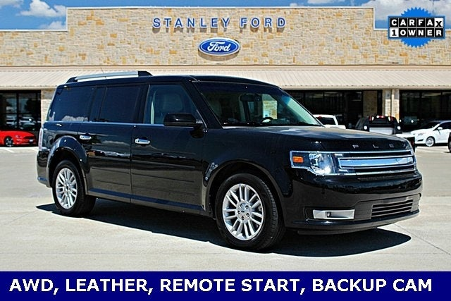 Ford Flex Sel In Pilot Point Tx Stanley Ford Pilot Point